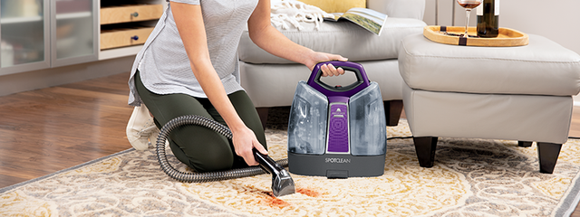 Portable Spot Cleaners