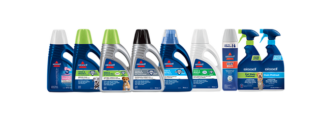 Carpet Cleaning Formulas