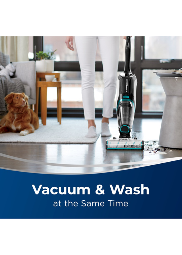 crosswave cordless max vacuum and wash