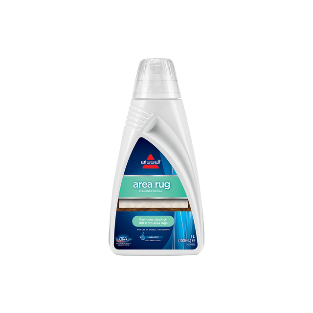 BISSELL Twin Pack Area Rug Cleaning Formula For CrossWave 17869