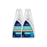 Twin Pack Area Rug Cleaning Formula For CrossWave (1 L)