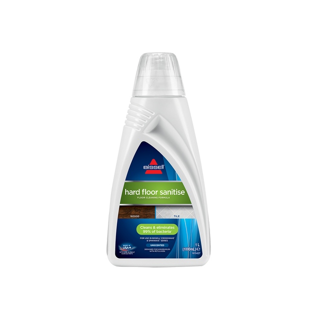 BISSELL Twin Pack Crosswave & SpinWave Sanitise Cleaning Formula 2532