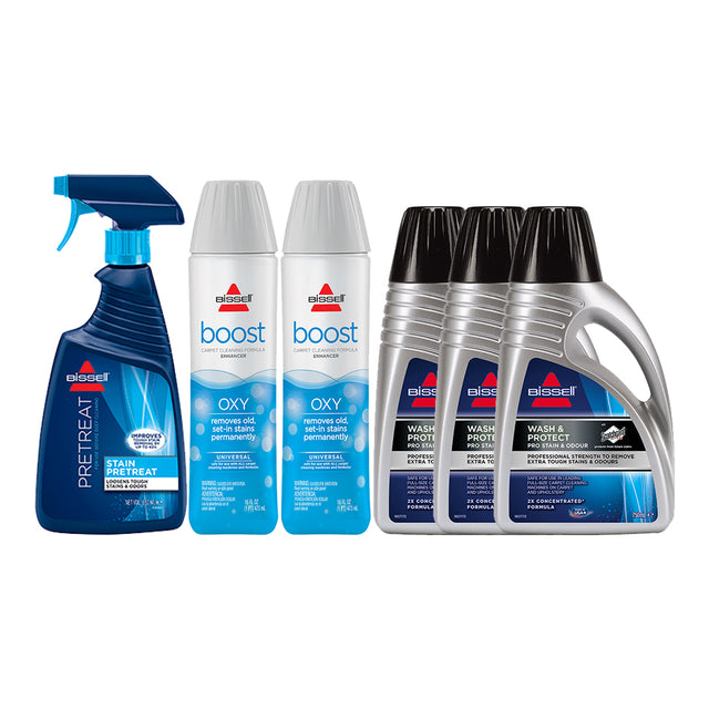 Carpet Washing Formula bundle