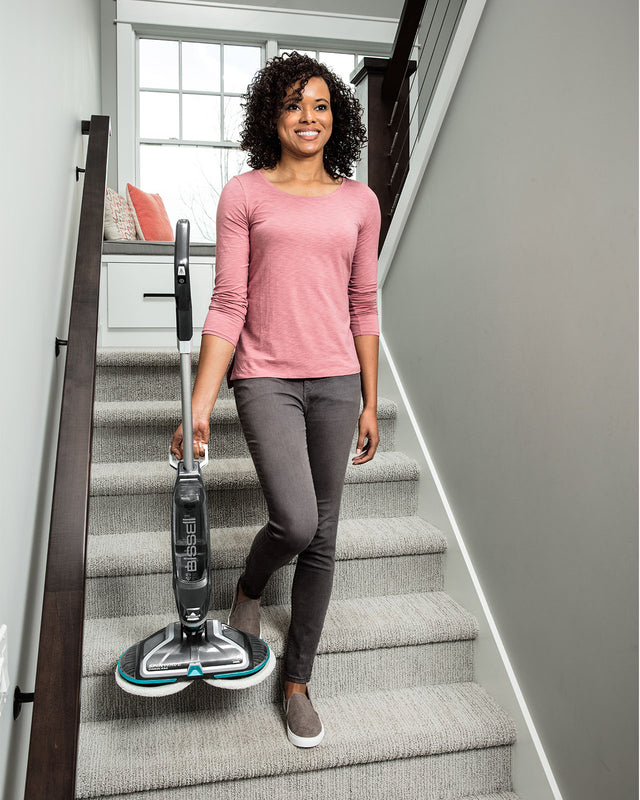 SpinWave Cordless Mop