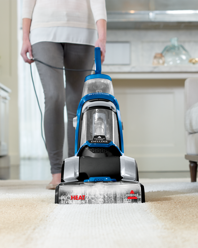 ProHeat 2x Revolution Deluxe Carpet Washer