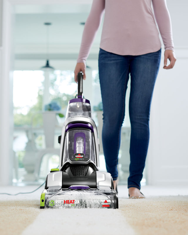Revolution pet carpet washer