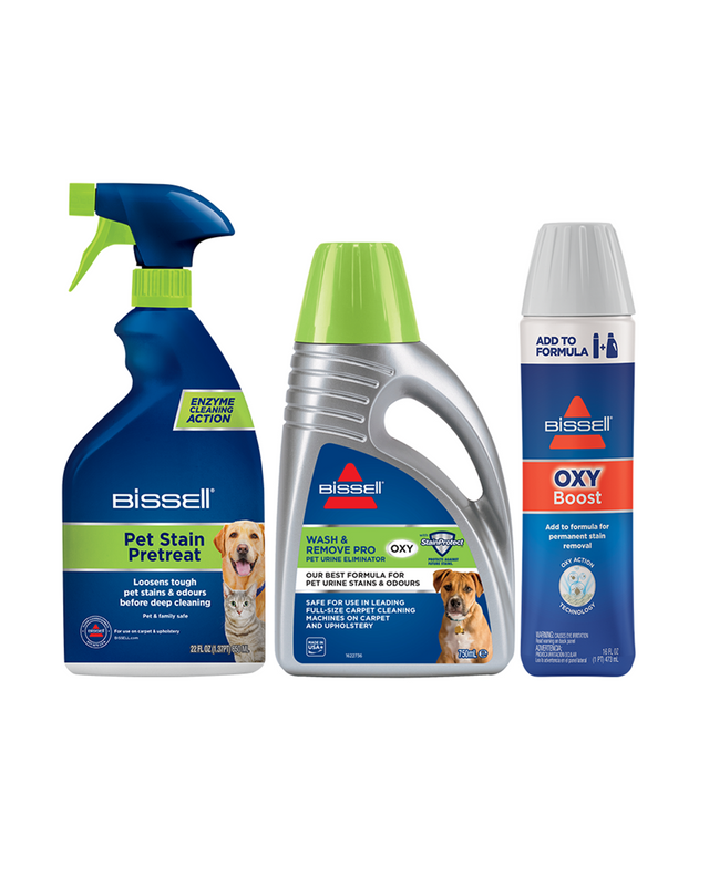 Carpet Washer Pet Starter Kit