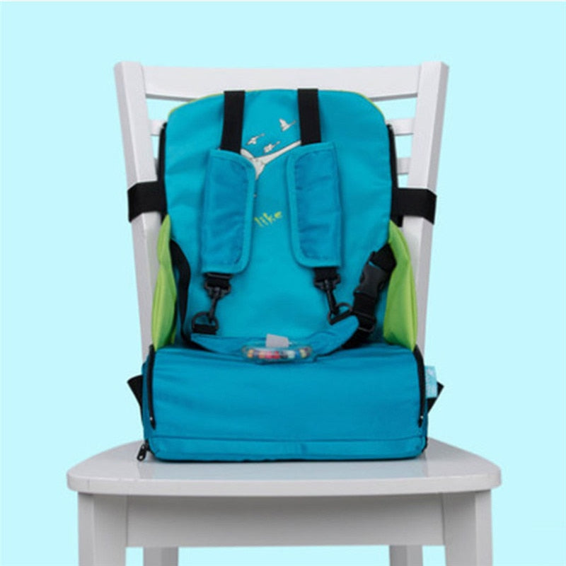 Children S Portable Booster Seats Folding Dining Chair Baby Dining Tab Vivibell