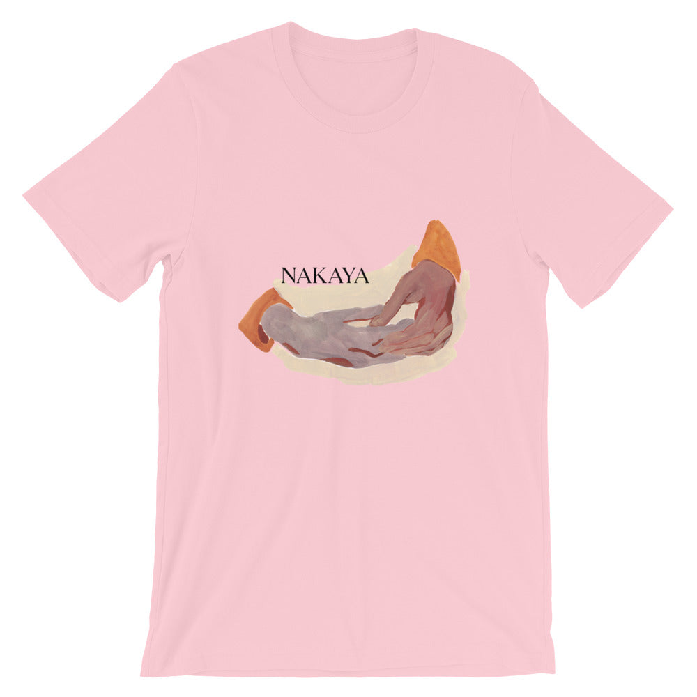 NAKAYA Hands Light Short-Sleeve Unisex T-Shirt