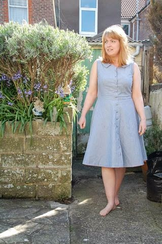 Pattern Review – Hawthorn Dress By Colette Patterns