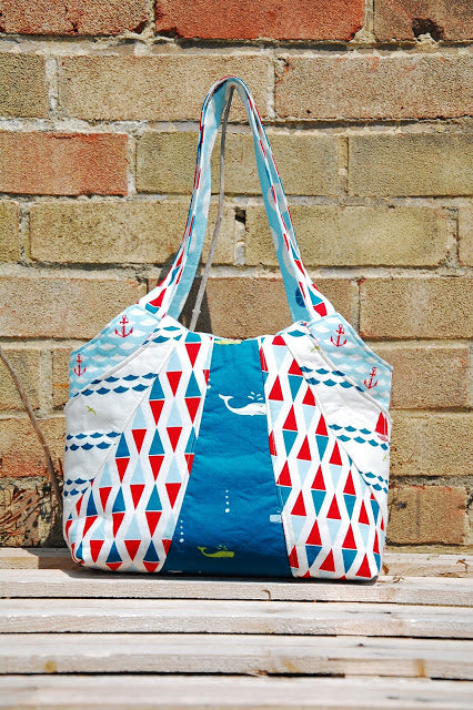 Change-Your-Mind Slipcover Bag – Straight Stitch Society – Pattern Review