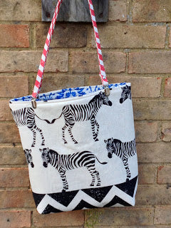 Two-Way Tote Tutorial