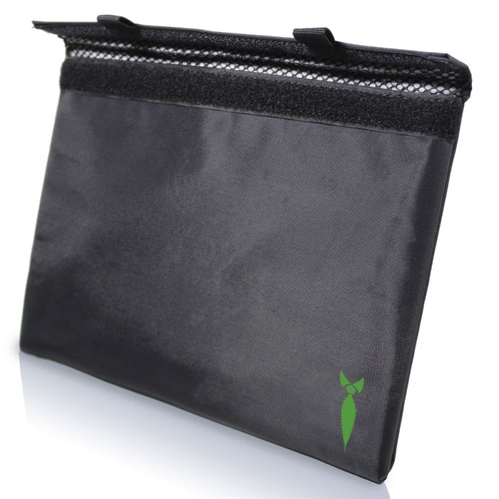 Large Smell Proof Bag With Velcro Seal - Front View