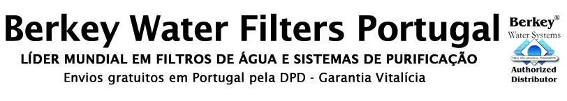 Berkey Waterfilters Portugal