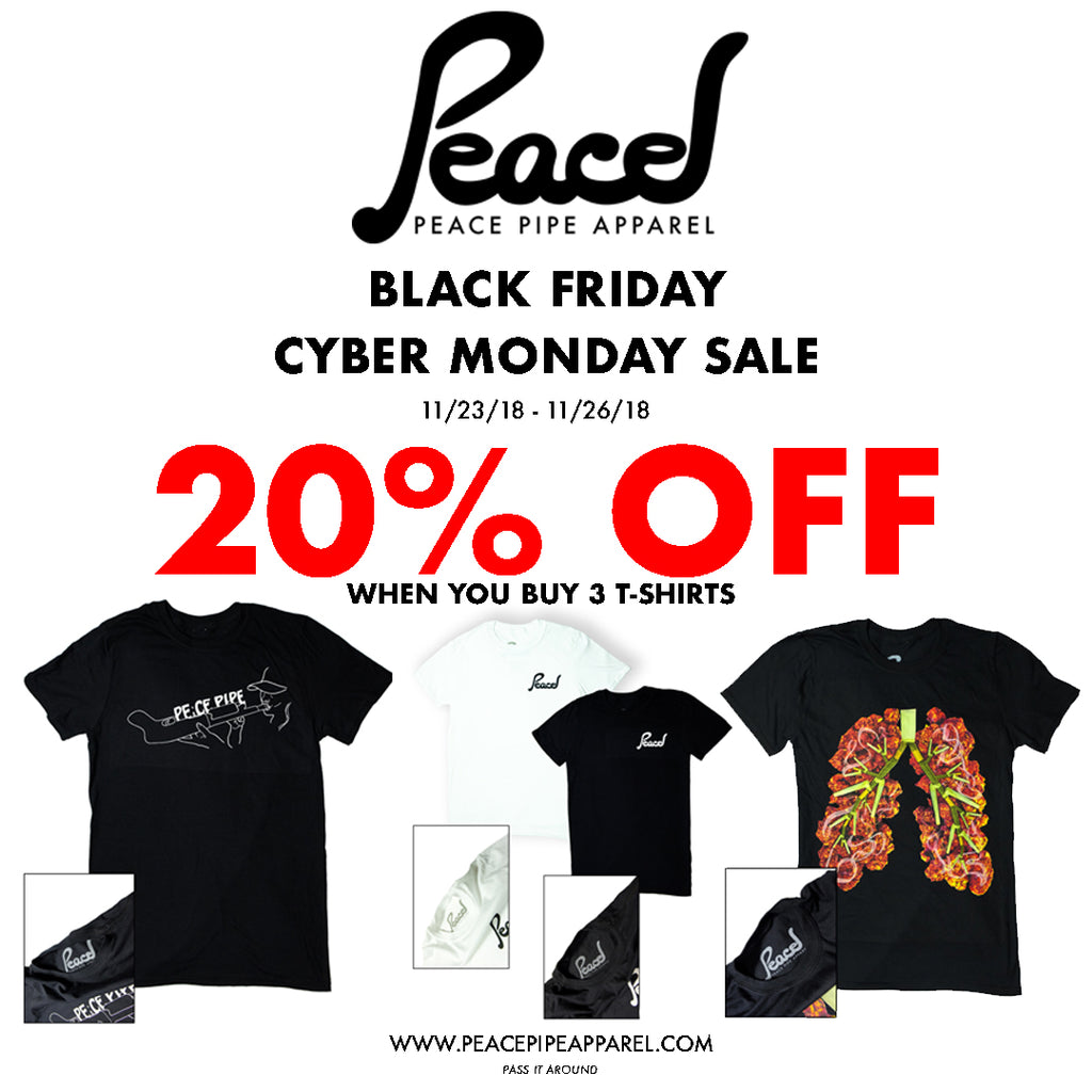 Black Friday / Cyber Monday Sale - 20% OFF!