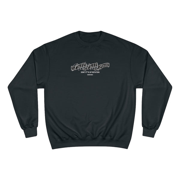 Puff Puff Pass Champion Sweatshirt