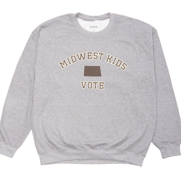 Midwest Kids Vote Crew ( NORTH DAKOTA )