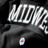 Midwest Kids RW Hooded Sweatshirt (Black)