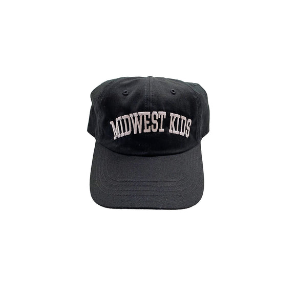 MWK Dad Hat (Black)