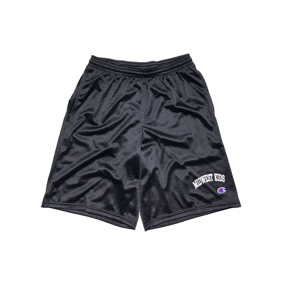 Midwest Kids Shorts (Black)