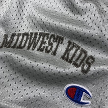 Load image into Gallery viewer, Midwest Kids Champion Shorts (Grey)