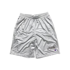 Midwest Kids Champion Shorts (Grey)