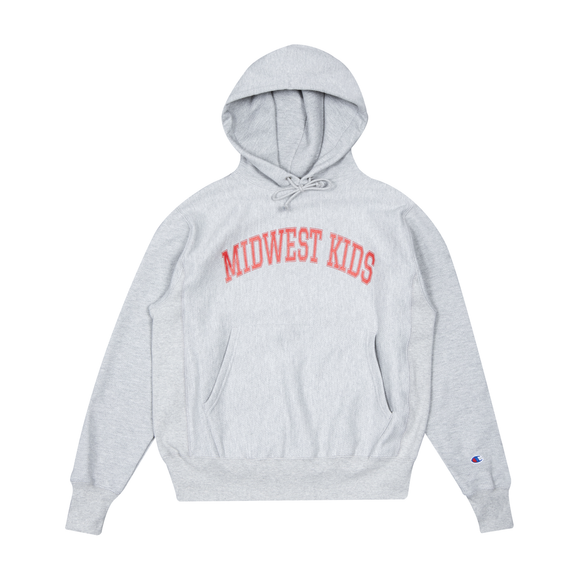 Midwest Kids RW Hooded Sweatshirt (Heather)