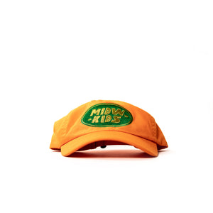MWK Range Dad Hat (Orange)