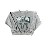 MWK Vintage Michigan State Crewneck Sweater