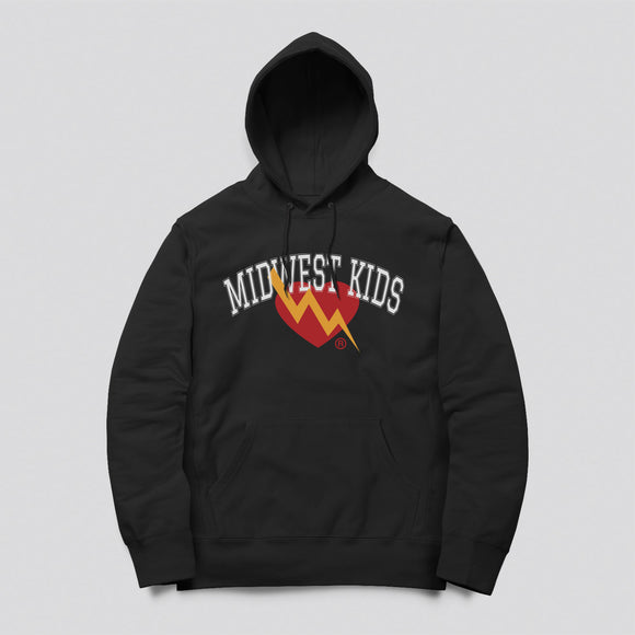 MWK X ILTHY STACKED LOGO HOODIE