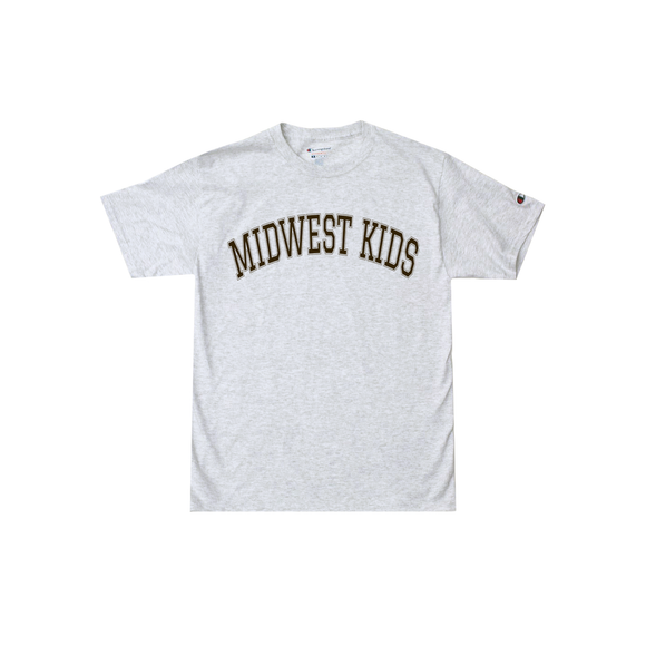 Midwest Kids Tee (Ash)