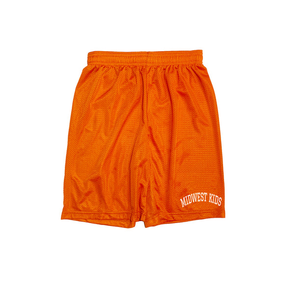 Midwest Kids Shorts (Orange)