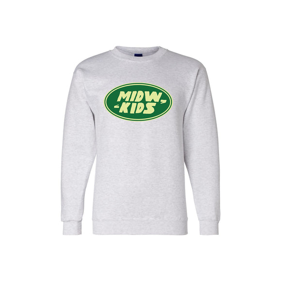 MWK RR Crewneck Sweater (Ash)