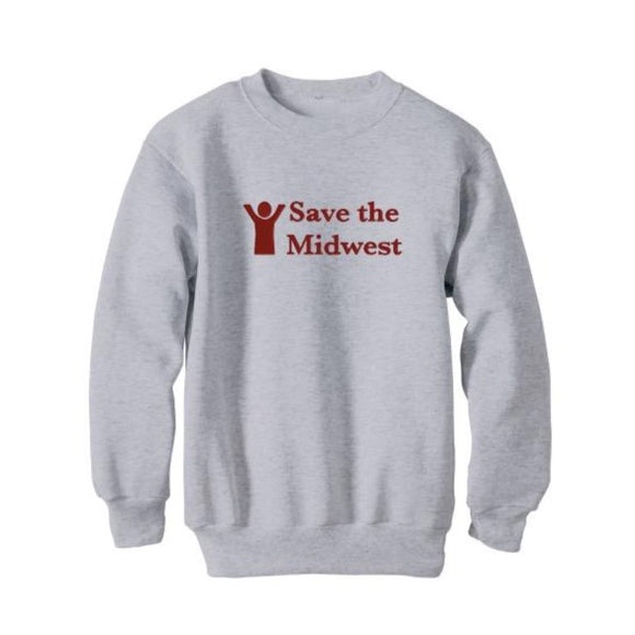 Save The Midwest Crewneck