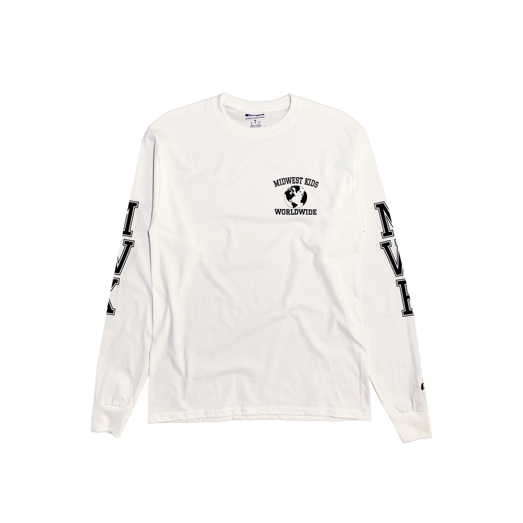 Worldwide LS Tee (Black)