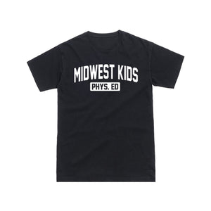MWK Phys. Ed Tee ( Black)