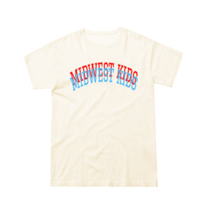 MWK STACKED LOGO T-SHIRT
