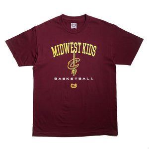 Midwest Kids x Ultragame Cavs Tee