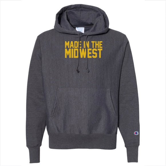 Heart Of The Midwest Hoodie