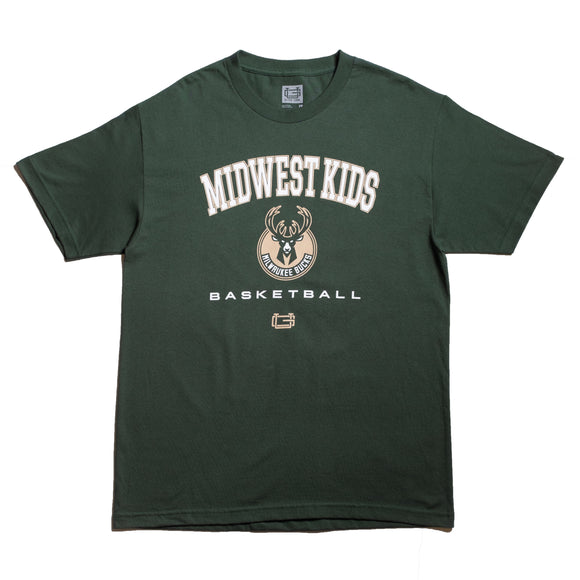 Midwest Kids x Ultragame Bucks Tee