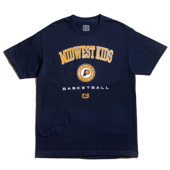 Midwest Kids x Ultragame Pacers Tee