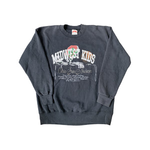 MWK Vintage Ohio State Crewneck Sweater