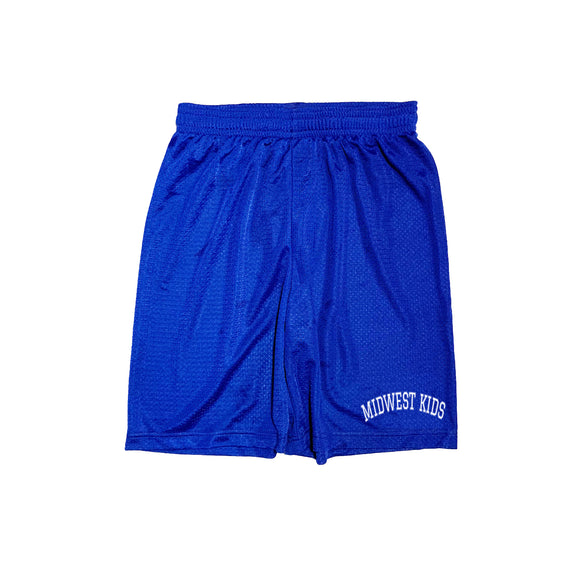 Midwest Kids Shorts (Royal)