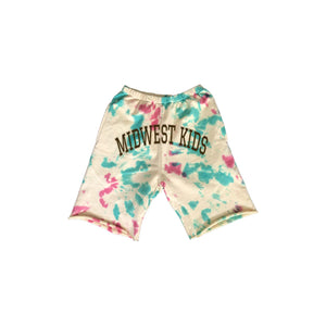 MWK French Terry Short (Tye Dye)