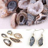 1pc Raw Agate Geodes Perfect for DIY Projects