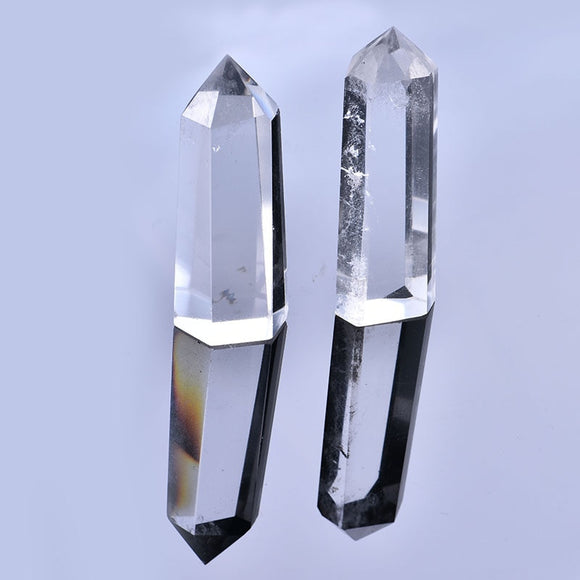 1pc Natural Clear Quartz Crystal Tower