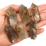 Natural Golden Quartz Crystal Tower 40-50mm