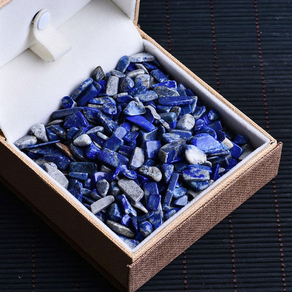 50g Natural Lapis Lazuli Gravel for Healing