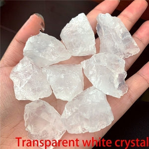 1pc Natural Raw White Quartz for Healing 30-50g