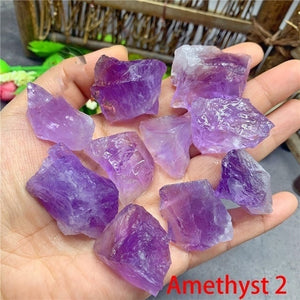 1pc Natural Raw Amethyst for Healing 30-50g